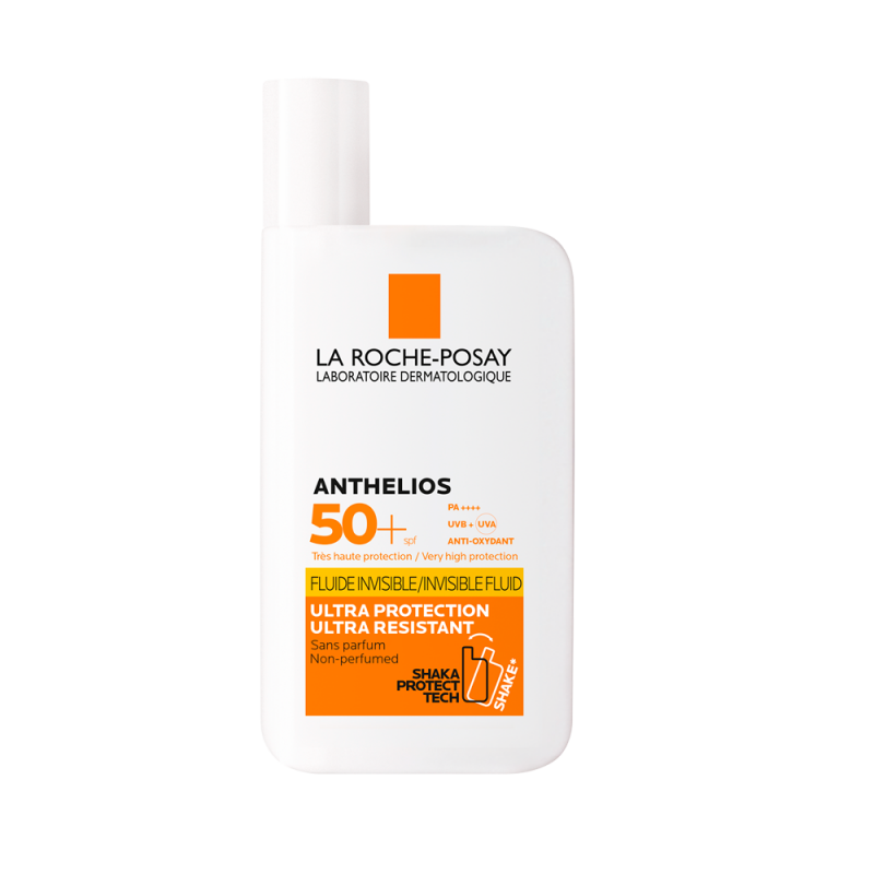 Anthelios Fluido Invisible FPS 50+ La Roche-Posay x 50 ml