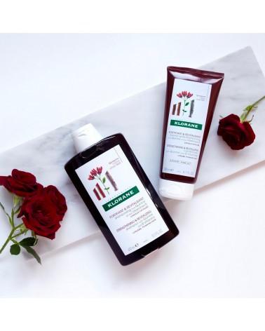 Shampoo Anticaida Con Quinina Y Vitamina B x 400 ml De Klorane