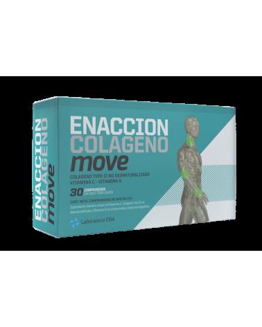 Suplemento Deportivo Enaccion Colageno Move Ena x 30 comp