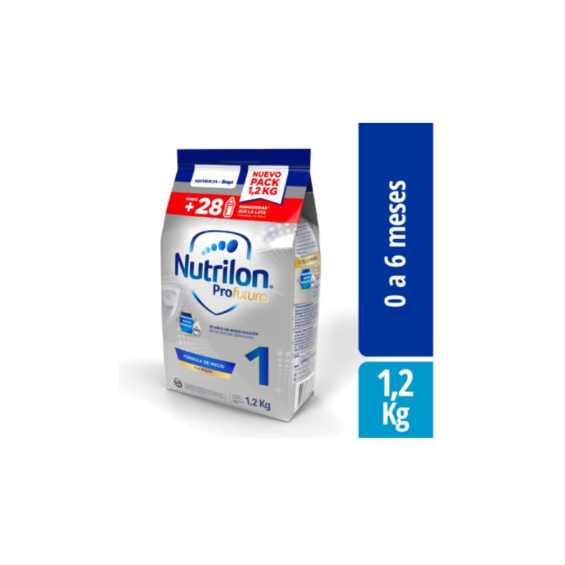 Leche en Polvo Nutrilon Profutura 1 Pouch x 1,2 kg