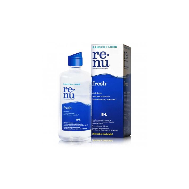 Solución Multipropósito Fresh Renu x 355 ml