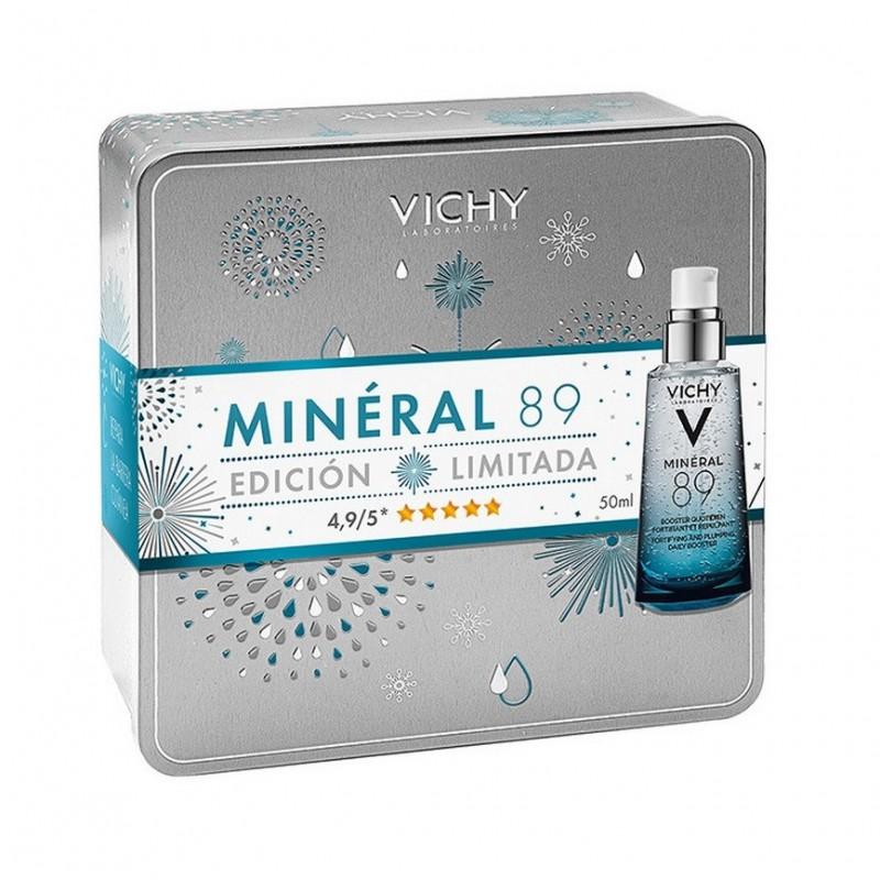 Mineral 89 Serum Bom Lata Regalo Vichy x 50 ml