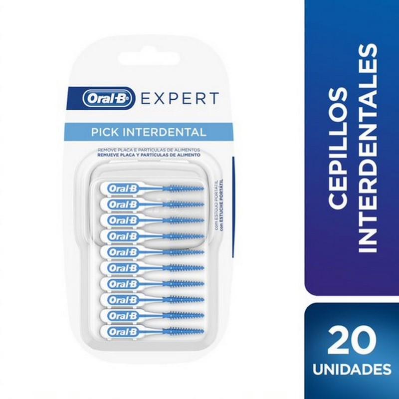 Hilo Dental Expert Picks Interdental Oral-B x 20 Un