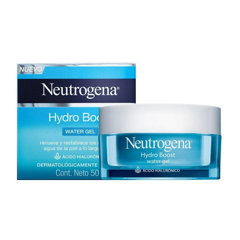 Gel Hydro Boost Facial Water Neutrogena X 50 Gr Farmacia Vassallo