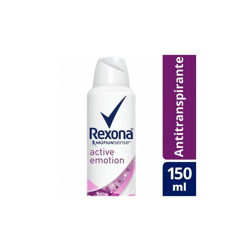 Antitranspirante W Active Emotion Rexona x 90 gr