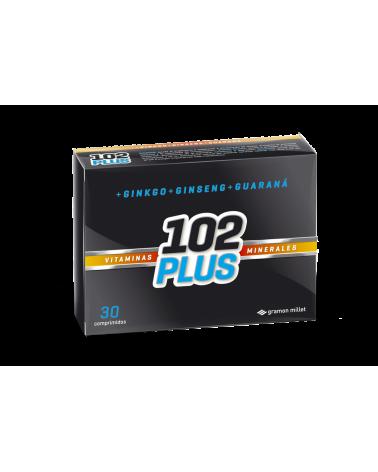 Suplemento Dietario 102 Plus x 30 comprimidos