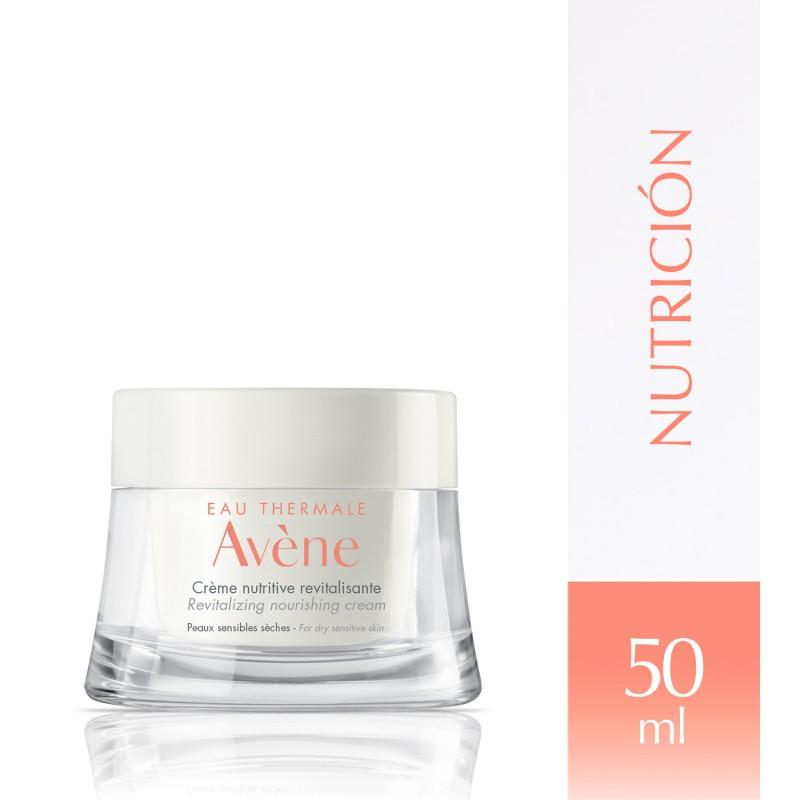 Crema Nutritiva Revitalizante Avène x 50 ml
