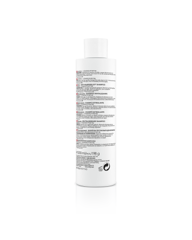 Dercos Shampoo Energizante Anticaida Vichy Bom x 200 ml