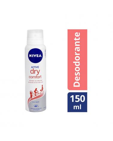 Desodorante Dry Comfort Nivea x 150 ml
