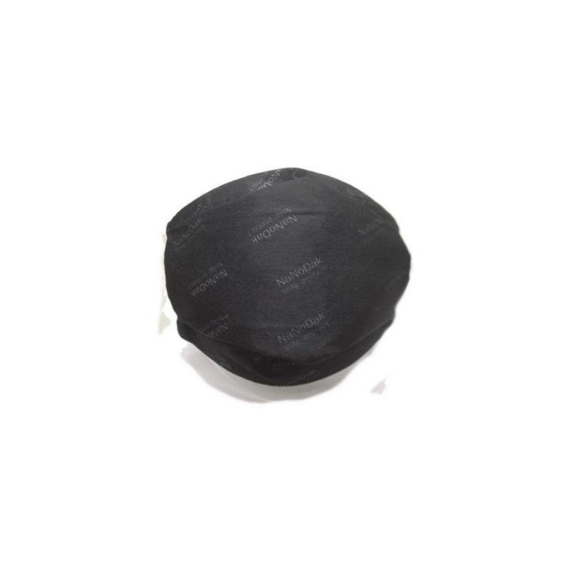 Mascarilla Social Nanodak N98 Protect Tapaboca Negro Adultos 1u