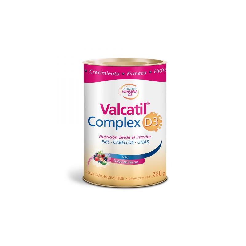 Lata Complex D3 Valcatil x 260 Gr