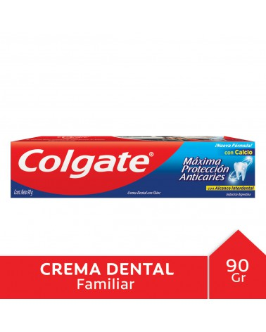 Pasta Dental Anticaries Colgate x 90 Gr