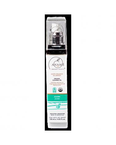 Aceite de Limpieza Orgánico Aname Vio x 120 Ml
