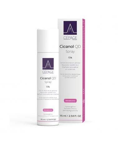 Cicanol QD Spray Cepage x 75 ml