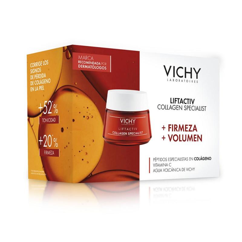Bom Vichy Liftactiv Collagen Specialist Crema Anti Edad x 50 Ml