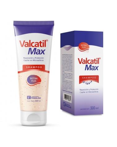 VALCATIL MAX shampoo Pomo x300