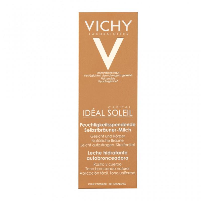 Leche Autobronceante Ideal Soleil x 100 ml de Vichy