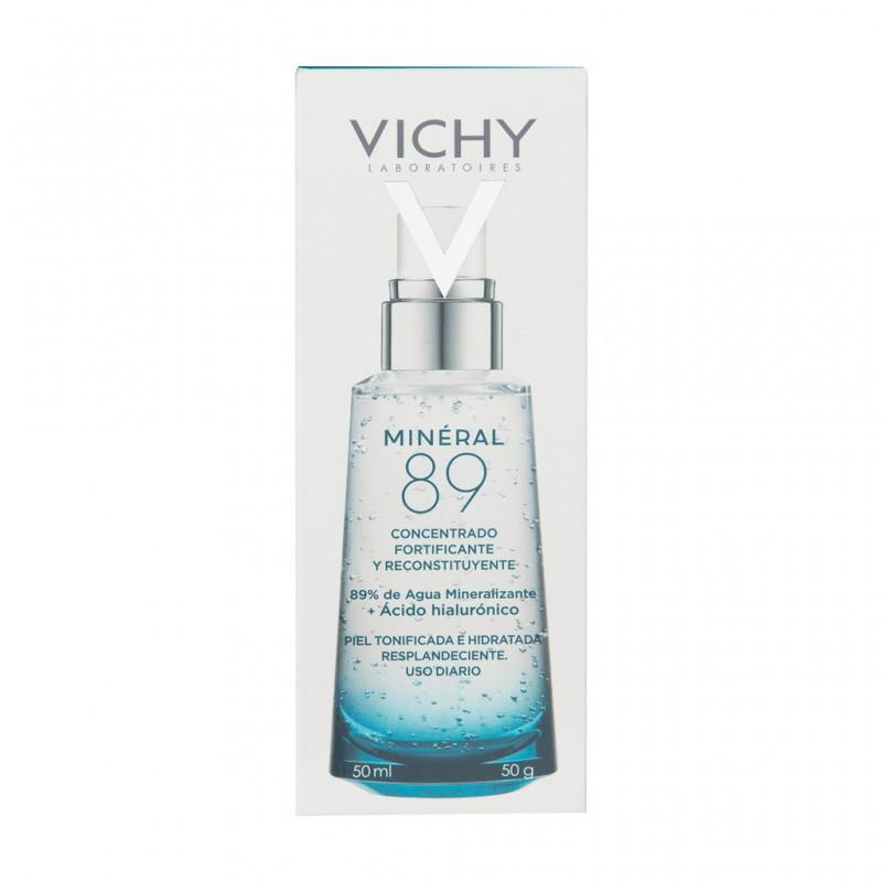 Mineral 89 Concentrado Fortificante Y Reconstituyente X 50 Ml de Vichy