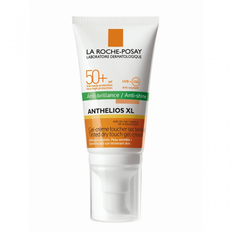 Anthelios Toque Seco Con Color Fps 50+ De La Roche-Posay