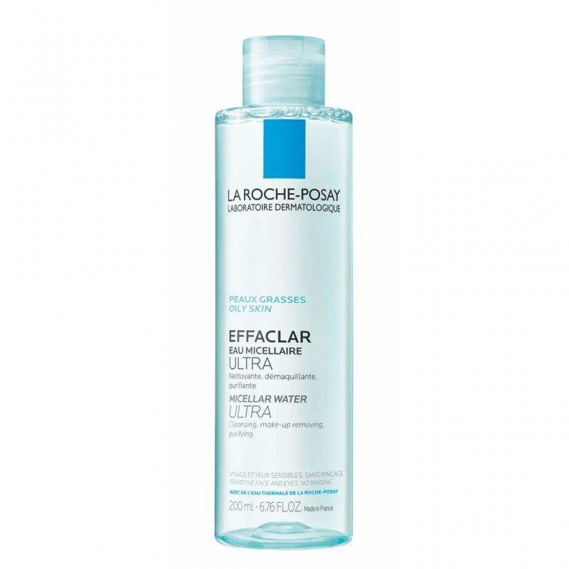 Effaclar Agua Micelar 200Ml De La Roche-Posay