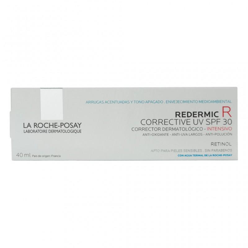 Anti Edad Redermic R Uv Con Retinol Y Fps 30 De La Roche-Posay