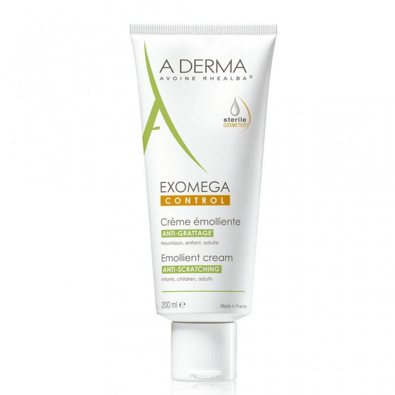 Exomega Control Crema A-Derma x 200 ml
