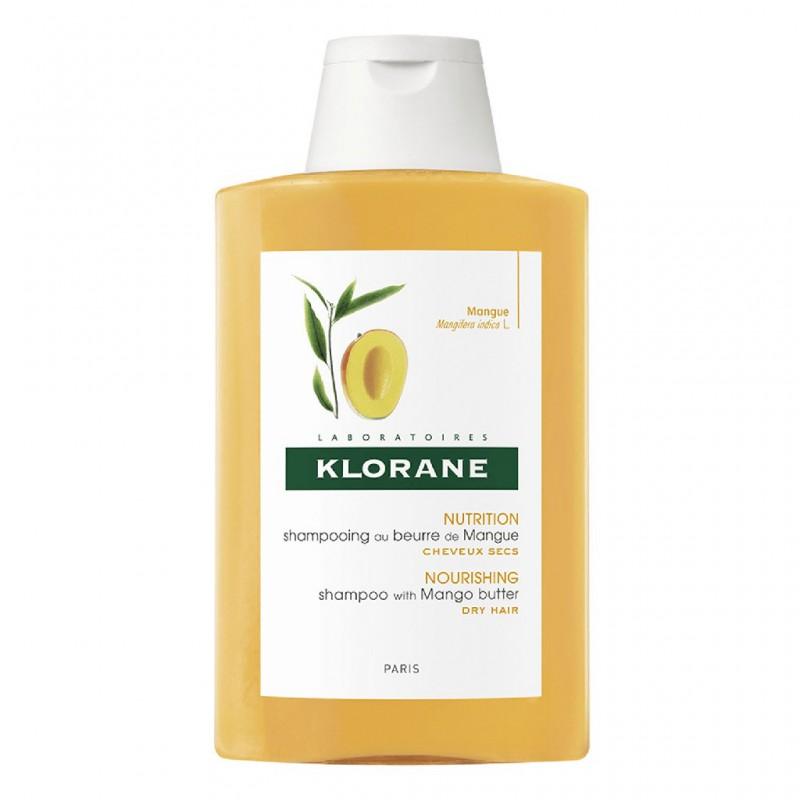 Shampoo Nutritivo Mango X 200 Ml De Klorane