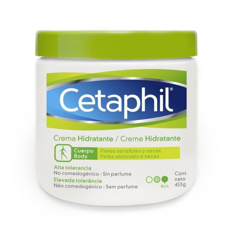 Crema Hidratante x 453 gr De Cetaphil