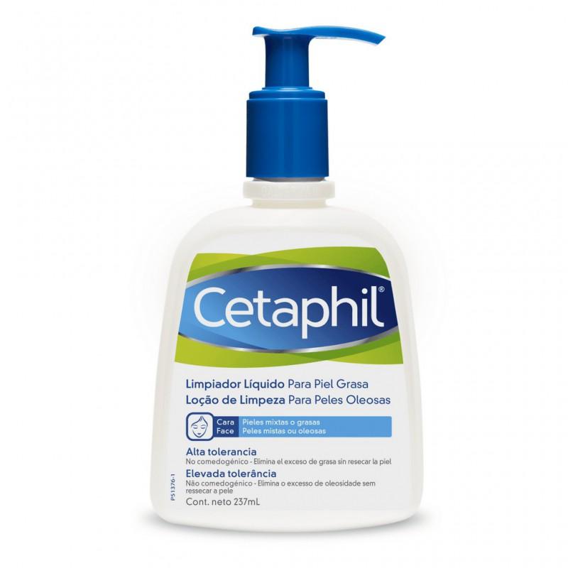 Locion Limpiadora Para Piel Grasa X 237 Ml De Cetaphil