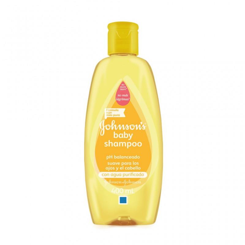 Shampoo Johnson's Baby Gold x 400 ml