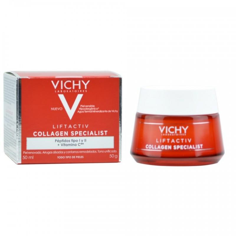 Vichy Liftactiv Collagen Specialist Crema Anti Edad 50 ml