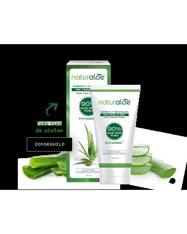 Gel Hidratante y Regenerador Naturaloe x 150grs