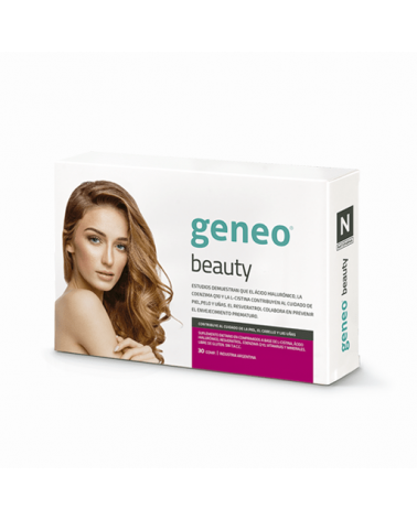 Suplemento Dietario Natufarma Geneo Beauty x 30 comprimidos