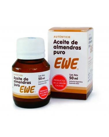 Aceite de Almendras Puro Ewe x 50 ml