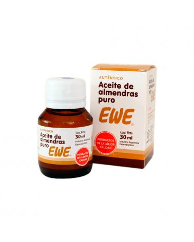 Aceite de Almendras Puro Ewe x 30 ml