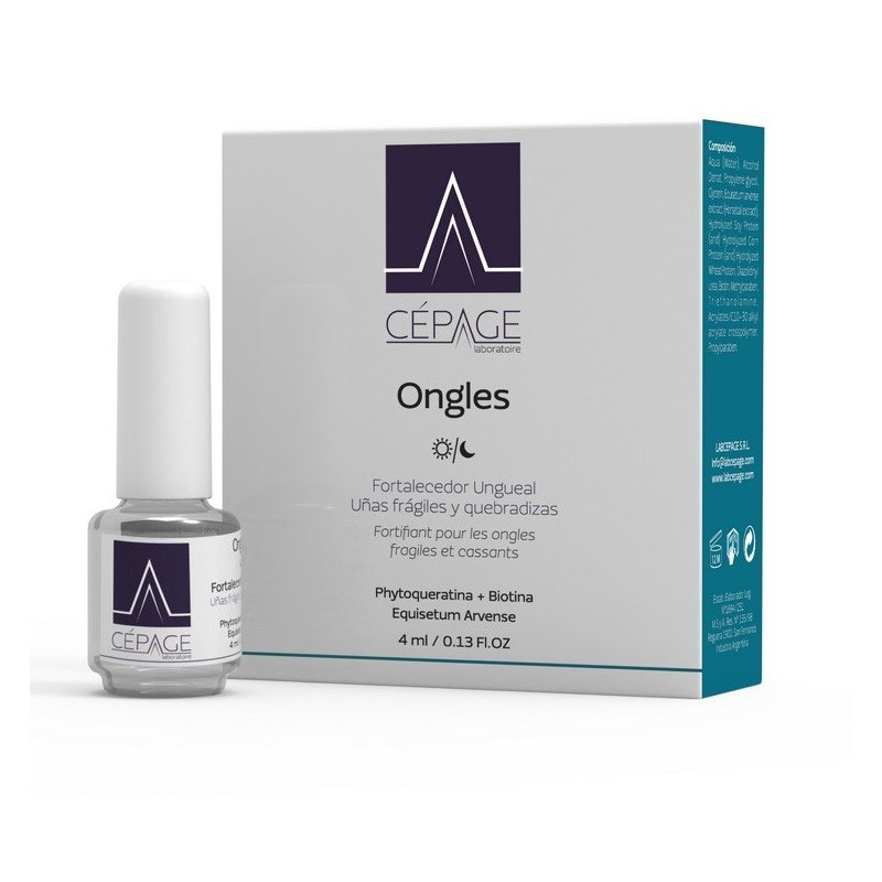 Cepage Ongles Fortalecedor de Uñas x 4 ml