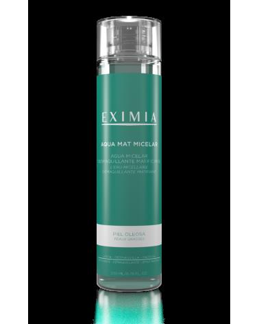 Aqua Mat Agua Micelar para Piel Oleosa Eximia x 200 ml