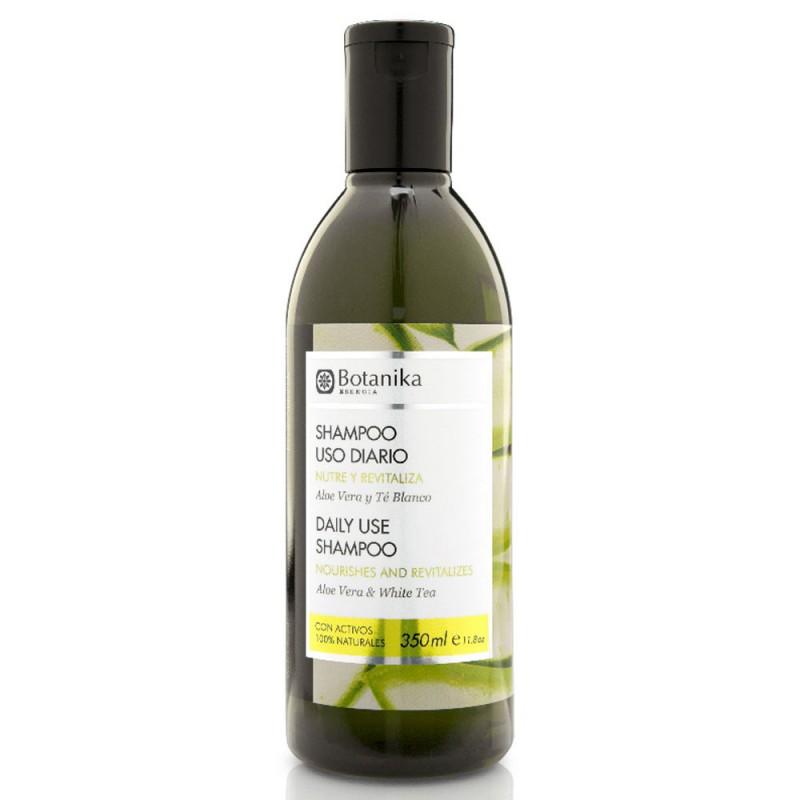 Shampoo Uso Diario Botanika x 350 ml