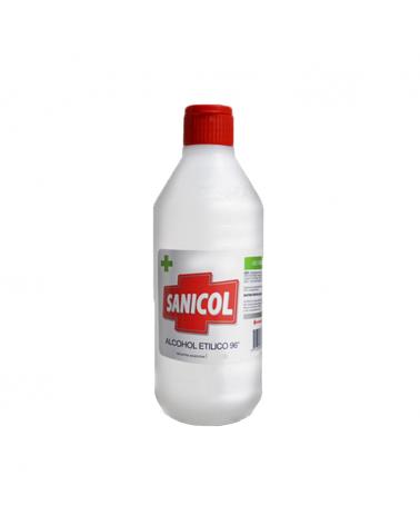 Alcohol Sanicol Líquido 96% x 1 Litro