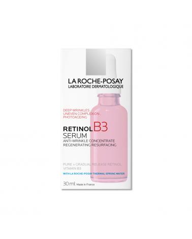 Retinol B3 Serum Arrugas Profundas - Tono Irregular La Roche Posay x  30 ml