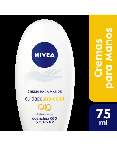 Nivea Hand Antiedad Q10 Plus X 75 Ml