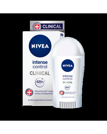 Nivea Antitranspirante Intense Control Stick X 40 ml