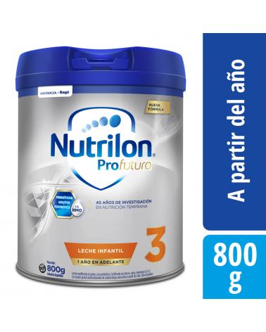 Profutura 3 - Formula en Polvo de Nutrilon: 1 Lata de 800gr