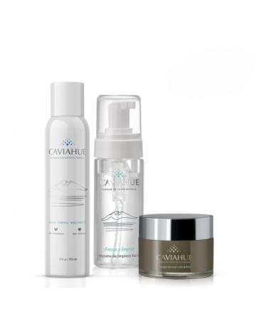 Kit Detox Limpieza Profunda Antioxidante Y Purificante Caviahue x 3 Productos