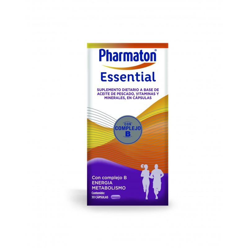 Suplementos Dietarios Pharmaton Essential x 30 comp