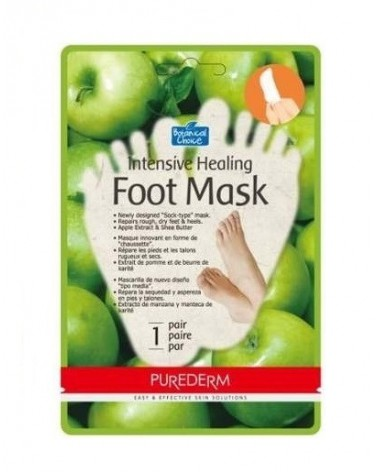 Mask Intensive Foot Purederm x 1 Un